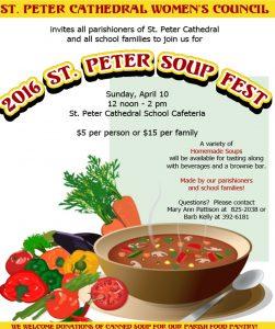 Soup Fest 4 10 16
