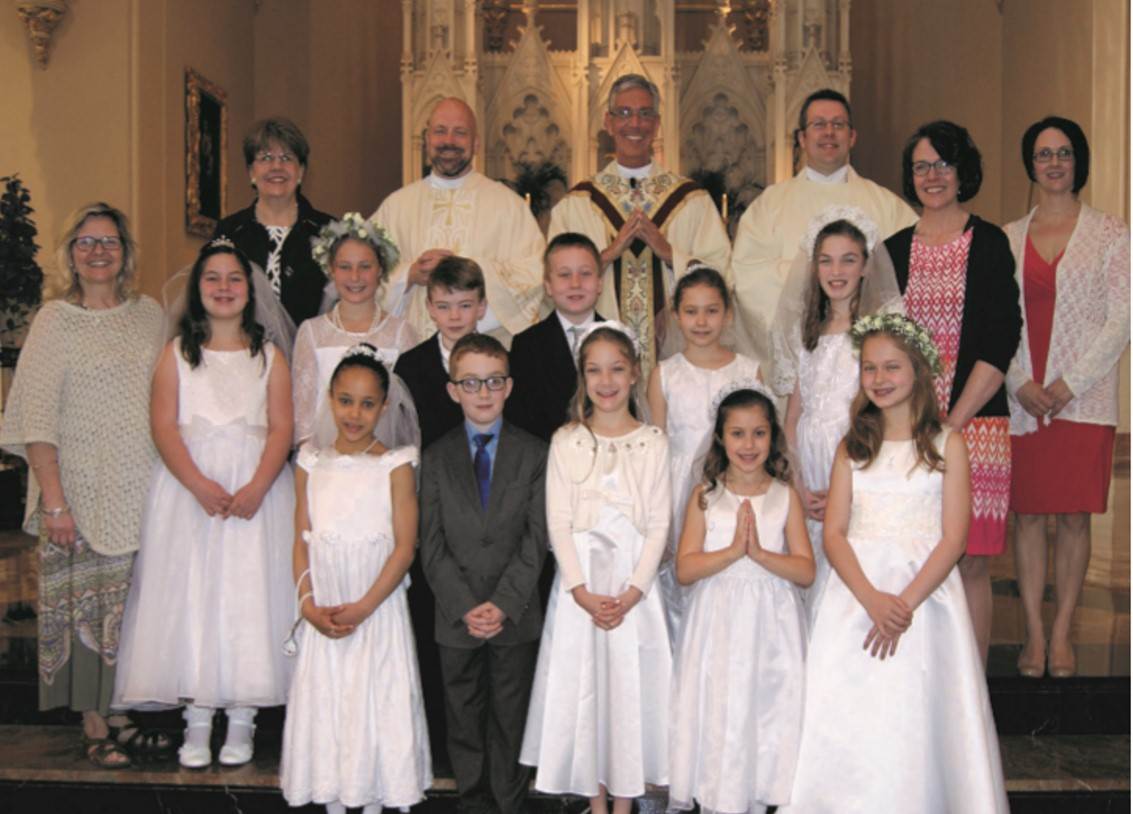 First Communion Cathedral
