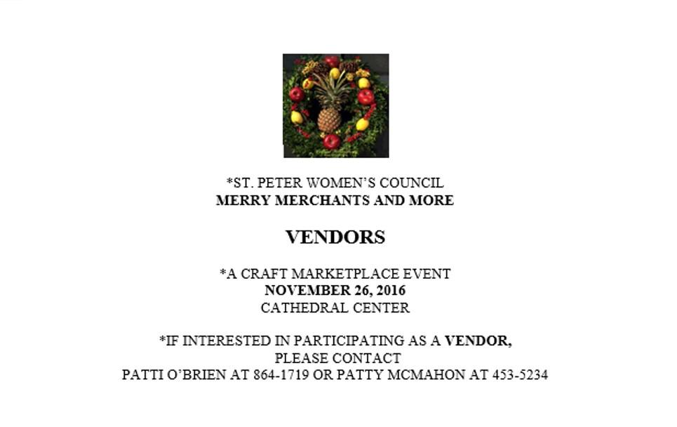 Merry Merchants