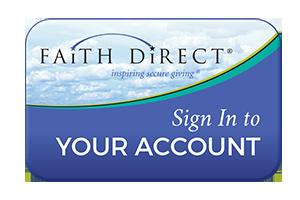 Parish Direct Parish eGiving Sign In to Your Account