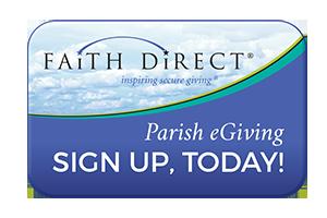 Parish eGiving Sign Up, Today