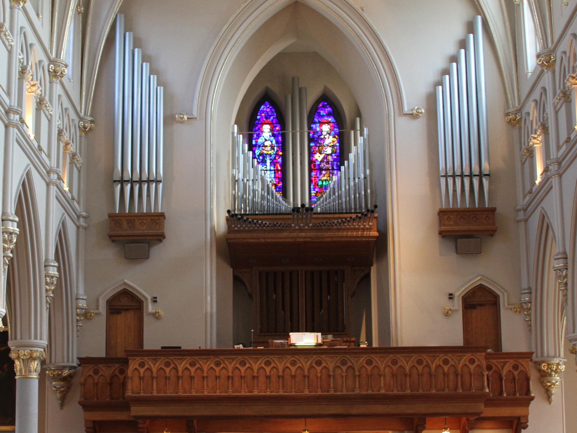 casavant organ