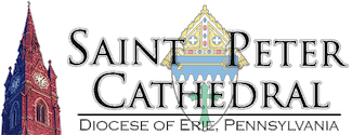 Saint Peter Cathedral | Erie, Pennsylvania Logo